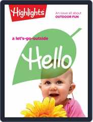 Highlights Hello (Digital) Subscription August 1st, 2018 Issue