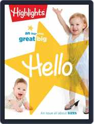 Highlights Hello (Digital) Subscription January 1st, 2018 Issue