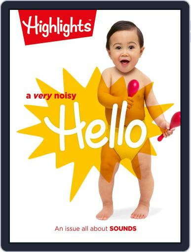 Highlights Hello May 1st, 2017 Digital Back Issue Cover