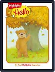 Highlights Hello (Digital) Subscription October 1st, 2016 Issue