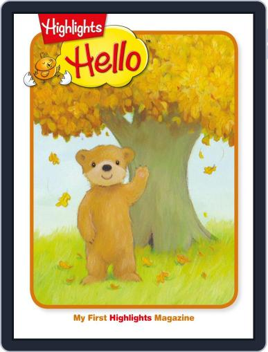 Highlights Hello October 1st, 2016 Digital Back Issue Cover
