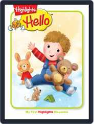 Highlights Hello (Digital) Subscription March 25th, 2015 Issue