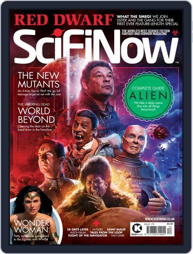 SciFi Now June 1st, 2020 Digital Back Issue Cover