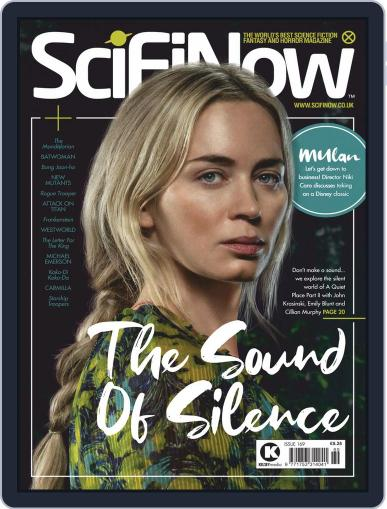 SciFi Now May 1st, 2020 Digital Back Issue Cover