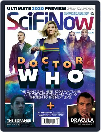 SciFi Now February 1st, 2020 Digital Back Issue Cover