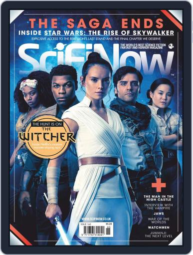 SciFi Now January 1st, 2020 Digital Back Issue Cover