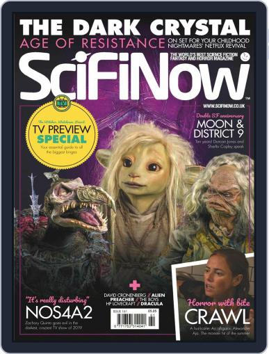 SciFi Now September 1st, 2019 Digital Back Issue Cover