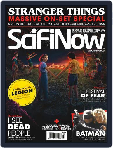 SciFi Now August 1st, 2019 Digital Back Issue Cover