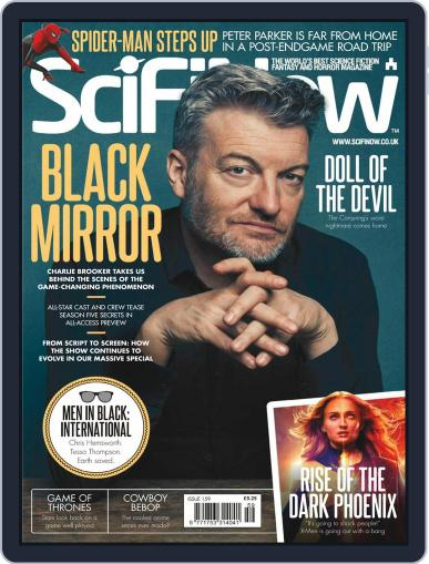 SciFi Now July 1st, 2019 Digital Back Issue Cover