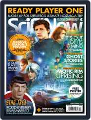 SciFi Now (Digital) Subscription March 1st, 2018 Issue