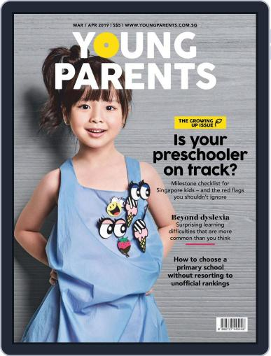 Young Parents (Digital) March 1st, 2019 Issue Cover
