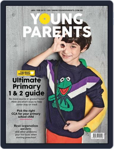 Young Parents (Digital) January 1st, 2019 Issue Cover