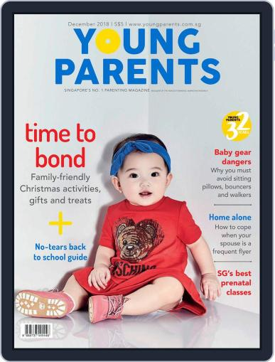 Young Parents (Digital) December 1st, 2018 Issue Cover