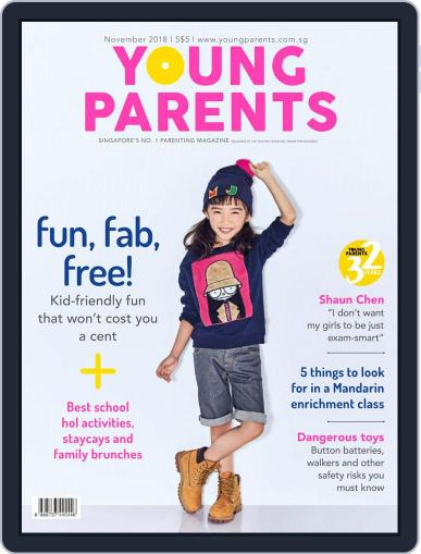 Young Parents (Digital) November 1st, 2018 Issue Cover