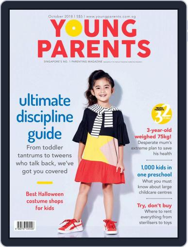 Young Parents (Digital) October 1st, 2018 Issue Cover