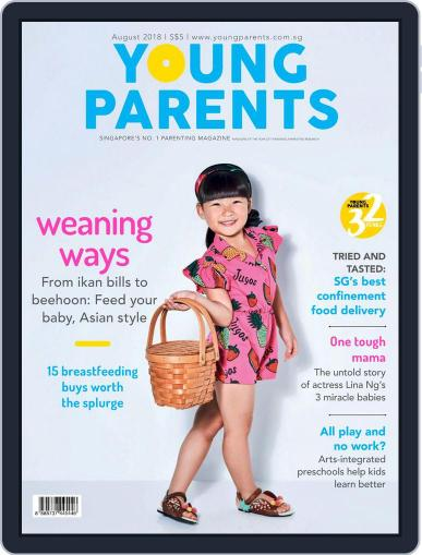 Young Parents (Digital) August 1st, 2018 Issue Cover