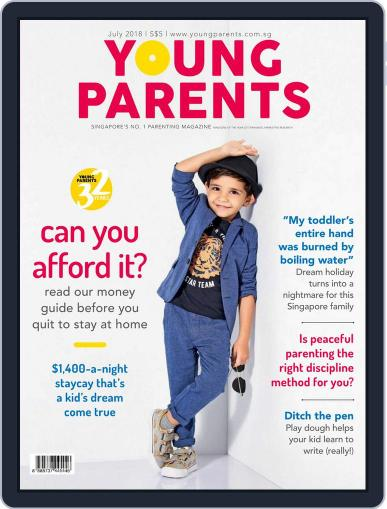 Young Parents (Digital) July 1st, 2018 Issue Cover
