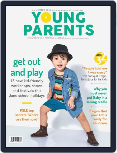 Young Parents (Digital) June 1st, 2018 Issue Cover