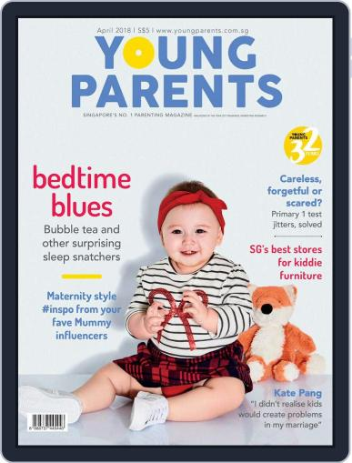 Young Parents (Digital) April 1st, 2018 Issue Cover