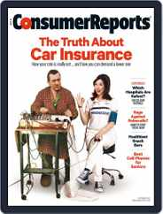 Consumer Reports (Digital) Subscription September 1st, 2015 Issue