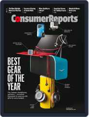 Consumer Reports (Digital) Subscription December 1st, 2014 Issue