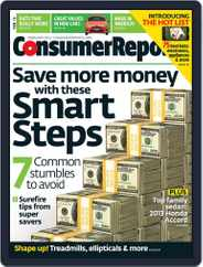 Consumer Reports (Digital) Subscription February 1st, 2013 Issue