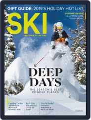 Ski (Digital) Subscription December 1st, 2019 Issue