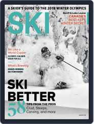 Ski (Digital) Subscription January 1st, 2018 Issue