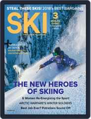 Ski (Digital) Subscription November 1st, 2017 Issue