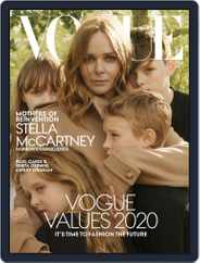 Vogue (Digital) Subscription January 1st, 2020 Issue