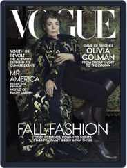 Vogue (Digital) Subscription October 1st, 2019 Issue