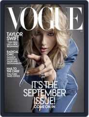 Vogue (Digital) Subscription September 1st, 2019 Issue