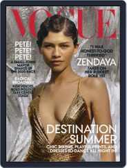 Vogue (Digital) Subscription June 1st, 2019 Issue
