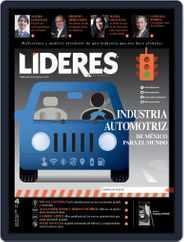 Líderes Mexicanos (Digital) Subscription October 1st, 2017 Issue
