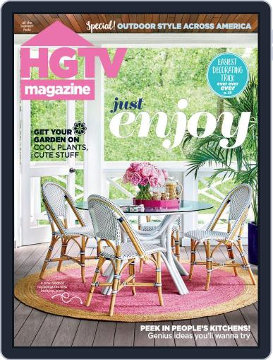 Hgtv (Digital) July 1st, 2020 Issue Cover