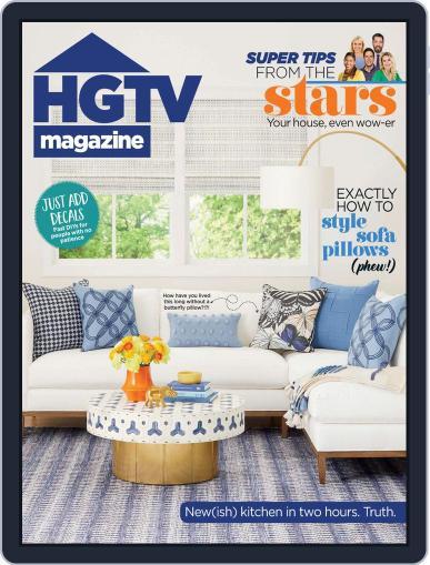Hgtv (Digital) April 1st, 2020 Issue Cover