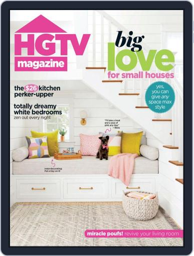 Hgtv (Digital) March 1st, 2020 Issue Cover