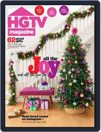 Hgtv (Digital) December 1st, 2019 Issue Cover