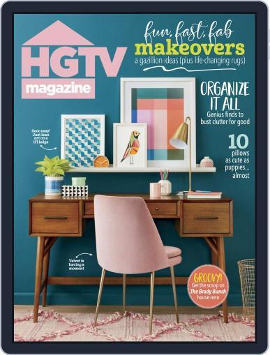 Hgtv (Digital) September 1st, 2019 Issue Cover