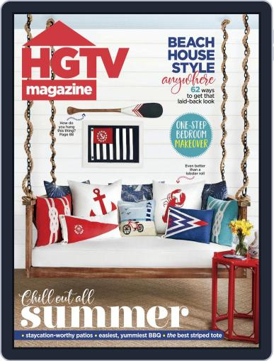 Hgtv (Digital) July 1st, 2019 Issue Cover