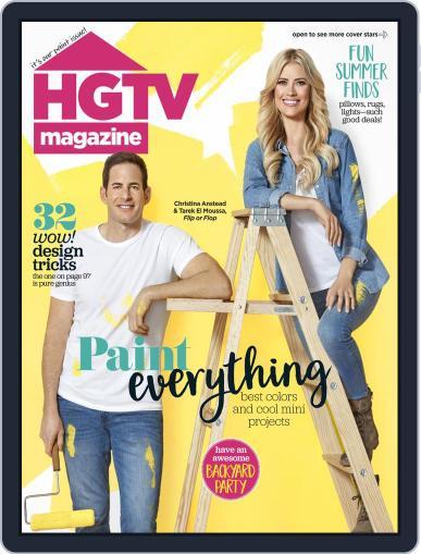 Hgtv (Digital) June 1st, 2019 Issue Cover