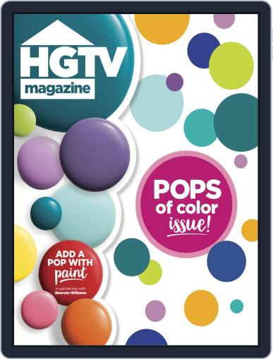 Hgtv (Digital) May 1st, 2019 Issue Cover