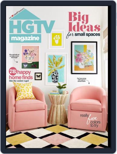 Hgtv (Digital) March 1st, 2019 Issue Cover