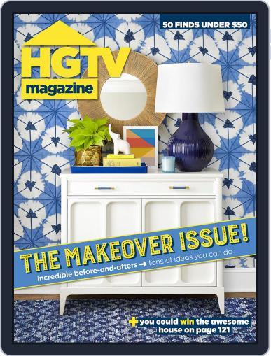 Hgtv (Digital) September 1st, 2018 Issue Cover