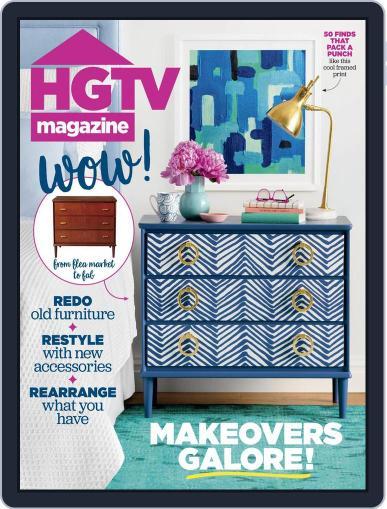 Hgtv (Digital) September 1st, 2017 Issue Cover