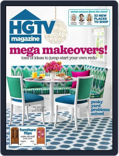 Hgtv (Digital) September 1st, 2016 Issue Cover