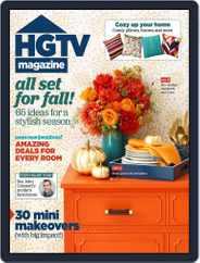 Hgtv (Digital) Subscription October 1st, 2015 Issue