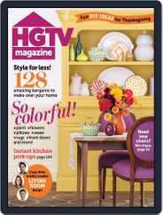 Hgtv (Digital) Subscription October 17th, 2013 Issue