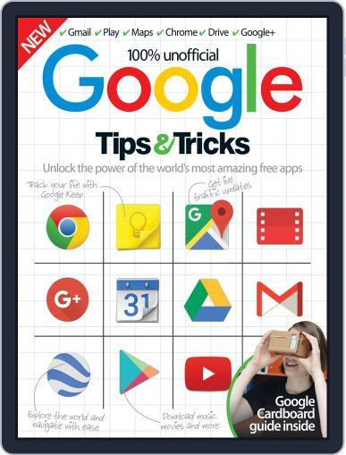 Google Tips & Tricks Magazine (Digital) January 1st, 1970 Issue Cover