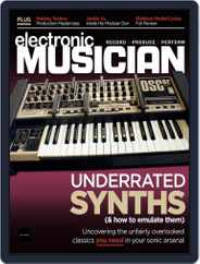 Electronic Musician (Digital) Subscription July 1st, 2020 Issue